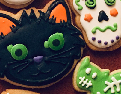 Royal Icing and the Art of Cookie Decorating