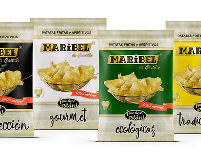 Patatas fritas Maribel · Packaging