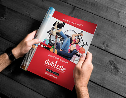 Turn it into cash with dubizzle!