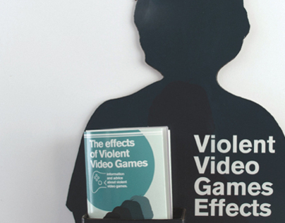 Promotional Design / Violence & Video Games