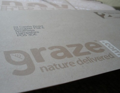 Packaging Design / YCN / Graze brief