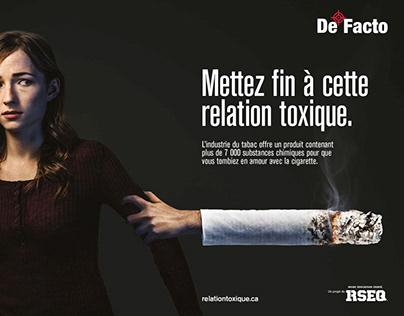 De Facto - Relation toxique