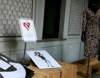 Chiara Boni Fashion Illustration - Milan, Italy
