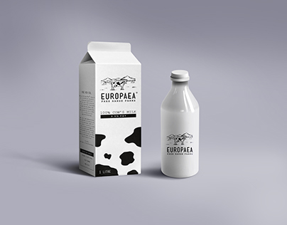 Branding and Packaging for Europaea Free Range Farms