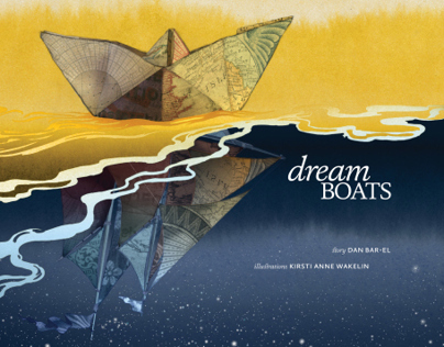 Picture book | Dream Boats [published]