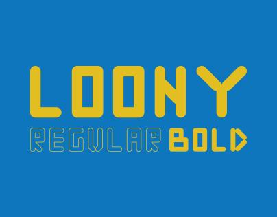 LOONY Font Family