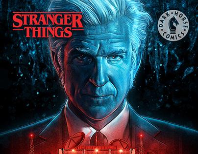 Stranger Things - Dark Horse Comics - SIX