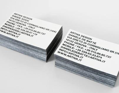 Artiva Business Cards
