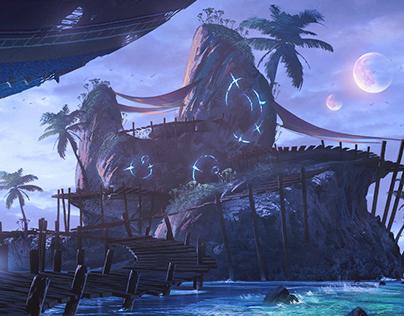 Moonlight Island