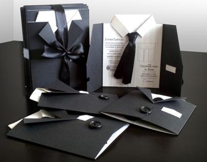 Suit Invitations