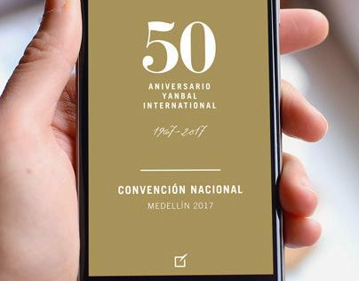 APP Eventos Yanbal Convención 2017 / Convention 2017