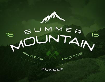 15 Summer Mountain