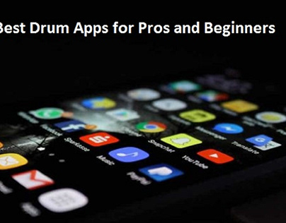 Best Drum Apps for Pros and Beginners