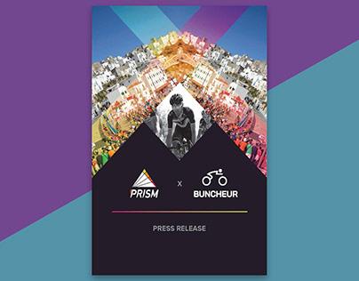 Buncheur x Prism Press Release Document