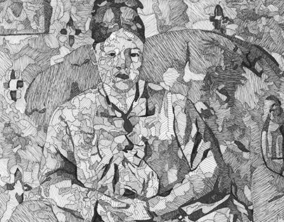 Cezanne Recreation