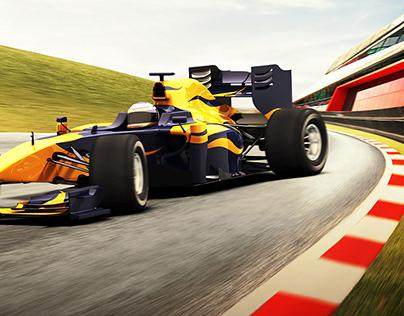 Formula Speed Flyer