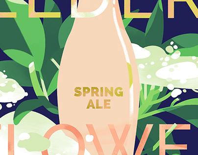 Elderflower Spring Ale