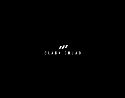 BLACK SQUAD logo