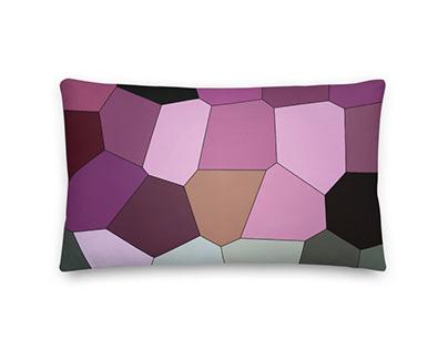 Purple Orchid Premium Pillow