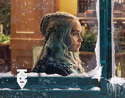 Daenerys Targaryen & Jon Snow | Game of Thrones