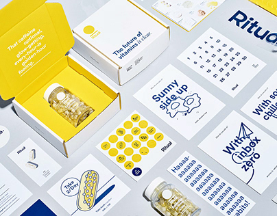 Ritual Packaging, Unboxing and Collateral Design
