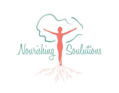 Nourishing Soulutions Logo & Cards