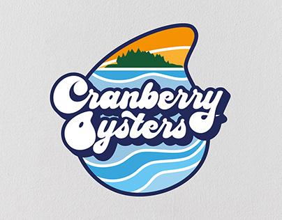 Cranberry Oysters Branding