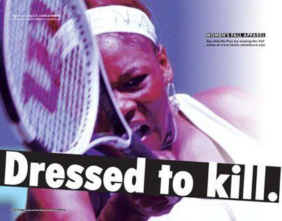 Forty / Love Tennis Magazine