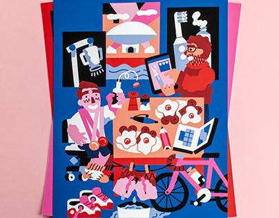 Costum Giclee Prints