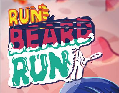 RUN BEARD RUN Mobile game