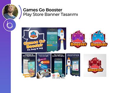 Games Go Booster Application Desing