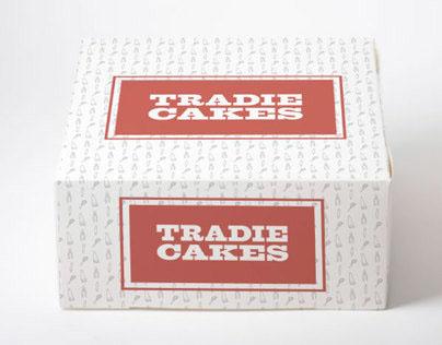 cake packaging on Behance