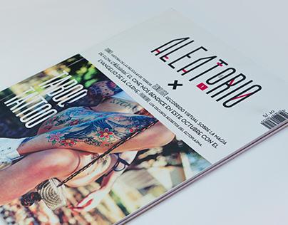 Aleatorio | Revista