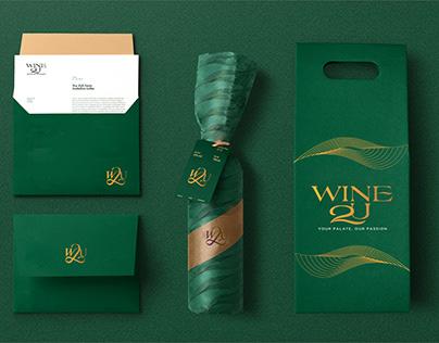 Wine2U Visual Identity