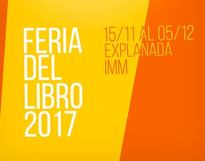 Feria del Libro 2017 - Afiches