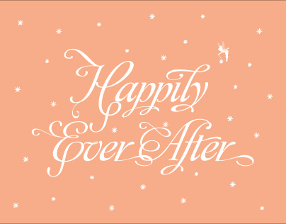 Happily Ever After Wedding Invitations