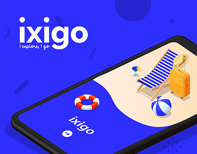 Ixigo Icon Set