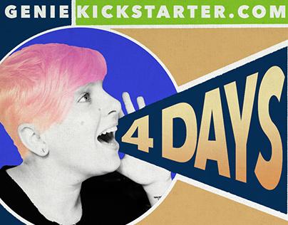 Genie Kickstarter Campaign