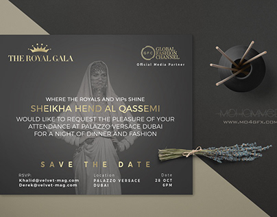 The Royal Gala -Dubai