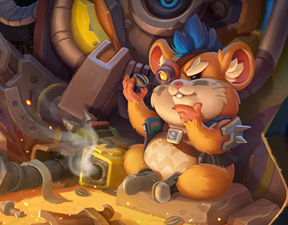 Hammond Illustration + Process