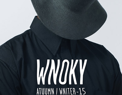 Simon & Mary: WONKY - A/W '15