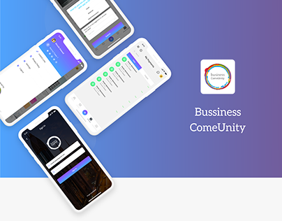 Business ComeUnity - Building Services App