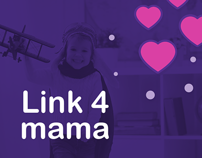 Website for Link 4 mama