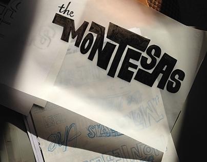 Lettering The MONTESAS