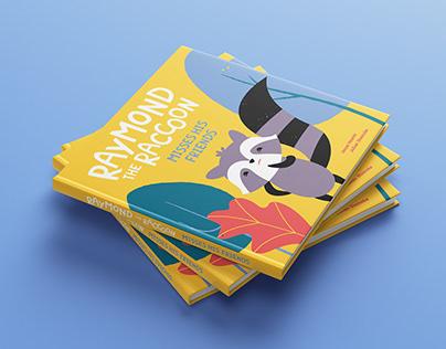 Raymond the Raccoon Children's book