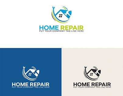 Home Repair Logo Design