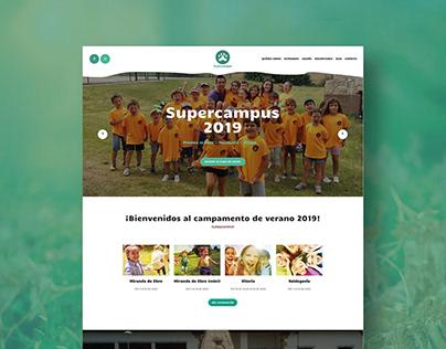 Supercampus | Branding & Web Design