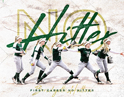 2019 Colorado State Softball Graphics