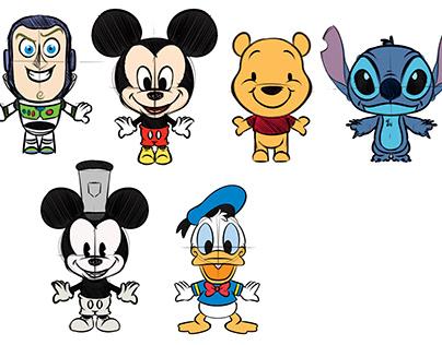 Disney Winking Pens - Comicave Studios