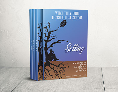 Selling Book Cover | Book Cover | Graphic Design